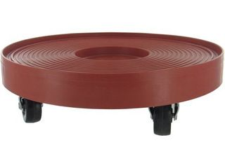 Terra Cotta 24 inch Wheeled Plant Dolly