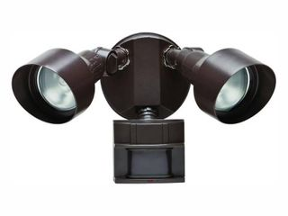 Defiant 180 Degree Motion Outdoor Security light