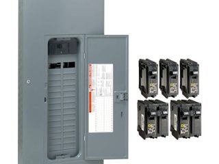 Square D By Schneider Electric loadcenter Indoor 200A 30 Spce HOM3060M200PCVP