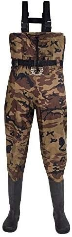 Fly Fishing Hero Chest Waders Size 12
