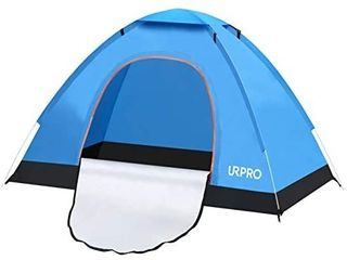 URPRO Instant Automatic pop up Camping Tent  2 Person lightweight Tent Waterproof Windproof  UV Protection  Perfect for Beach  Outdoor  Traveling Hiking Camping  Hunting  Fishing