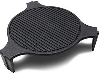 SMOKEWARE Cast Iron Plate Setter   Fits Extra large Big Green Egg