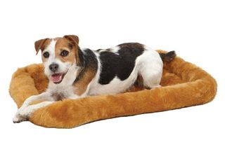 Midwest Quiet Time Pet Bed  Cinnamon  24  x 18