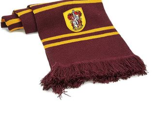 Harry Potter Scarf   Official   Authentic   Ultra Soft Knitted Fabric