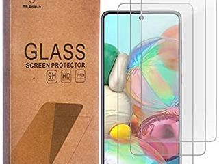 Samsung Galaxy S10 lite   Galaxy A91  Tempered Glass   Japan Glass with 9H Hardness  Screen Protector with lifetime Replacement