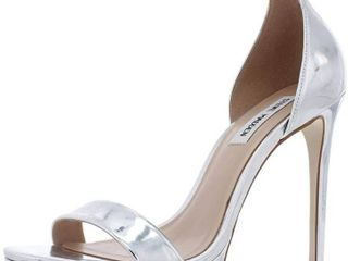Steve Madden Womens Starlet Open Toe Ankle Strap Classic Pumps size 9 1 2