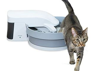 PetSafe Simply Clean Self Cleaning Cat litter Box  Automatic litter Box  Works with Clumping Cat litter