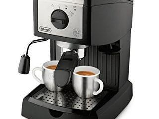 Delonghi EC155 Pump Espresso and Cappuccino Maker  220 to 240 volt