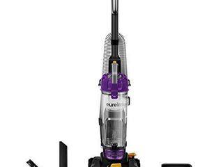 Eureka NEU182B PowerSpeed Bagless Upright Vacuum Cleaner  Purple   Appears Used