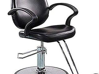 Funnylife Hair Salon Chair Styling Heavy Duty Hydraulic Pump Barber Chair Beauty Shampoo Barbering Chair for Hair Stylist Women Man