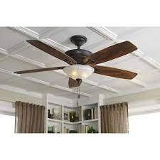 Hunter 60  Regalia II Bronze Ceiling Fan Blades  5 Blades