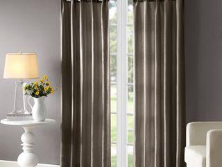 Home Essence lillian Twist Tab lined Window Curtain 4pks