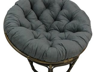 Blazing Needles 44 inch Solid Papasan Cushion only
