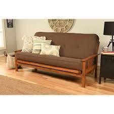 kodank furniture Porch   Den Kern Full size Storage Futon frame only wood