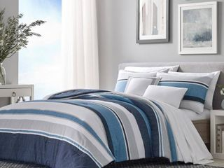 Westport 4 Piece Comforter Bonus Set  Full Queen Bedding
