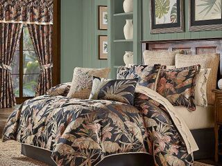 J Queen New York Martinique California King Comforter Set Bedding