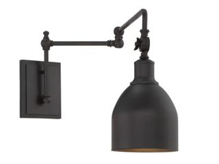 Carbon loft Melville 1 light Wall Sconce with Oil Rubbed Bronze  Retail 93 49
