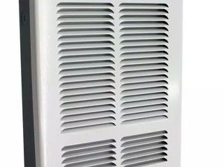 King Electric 1500w 120v Wall Heater Interior  amp  Grill  Almond  Retail 133 38