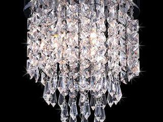 CO Z 3 light Mini Crystal Chandelier