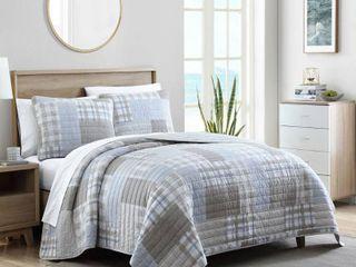 Nautica Clement 2 Piece Quilt Set  Twin Bedding