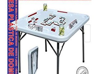 Domino Table Blow Mold
