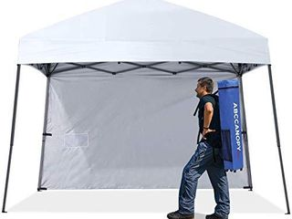 ABCCANOPY Outdoor Pop Up Canopy10x10 Beach Camping Canopy