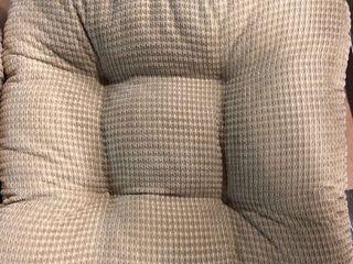 Therapedic Memory Foam Chair Pad In Bamboo