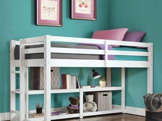 Better Homes and Gardens loft Storage Bed  Espresso
