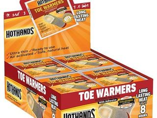 HotHands Toe Warmers  40 pairs