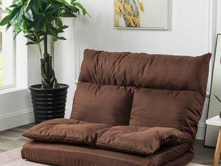 Global Pronex Floor Chair Adjustable Folding Sofa Bed