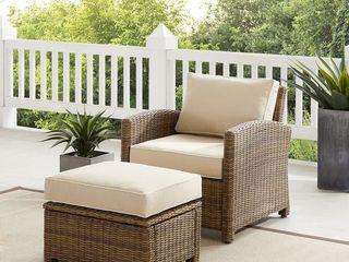 Bradenton Outdoor Wicker Chair