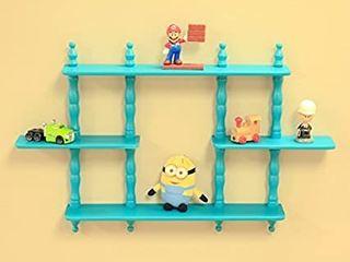 Frenchi Home Furnishing Kid s 3 Tier Wall Shelves
