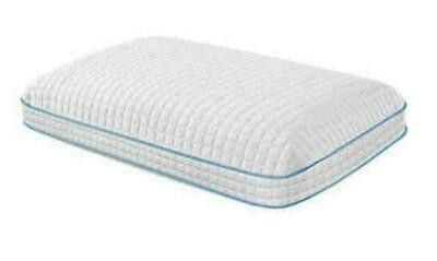 Purelux Simply Cool Gel Memory Foam Pillow Queen All Positions