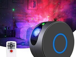 Galaxy Projector  Capaboo Dynamic Christmas Projection lights Star Projector Night light for Kids Bedroom Decor Party