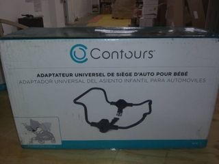 Contours Universal Infant Car Seat Adapter