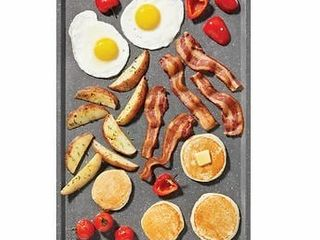 The Rock Reversible Grill Griddle