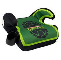 KidsEmbrace Fun Ride Backless Booster   Teenage Mutant Ninja Turtles  Green