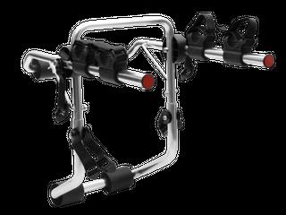 HyperTough Trunk Mount Aluminum 2 Bike Carrier