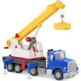 Driven Jumbo Crane Truck
