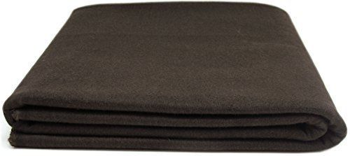 Pacific Silver Cloth   Pre cut by the Yard   Brown  2 Yards by 36