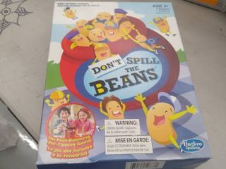 Hasbro Gaming Don t Spill The Beans Game