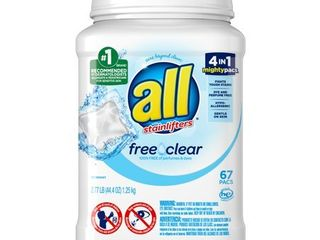 All With Stainfighters laundry Detergent 47 2 oz