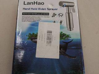 lanHao Hand Held Bidet Sprayer