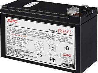 APC RBC17 Replacement Battery Cartridge  17 For APC BE750G