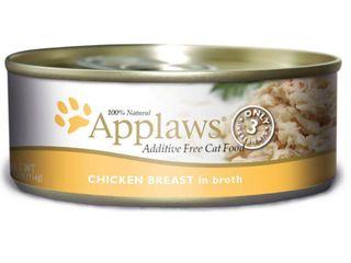 Applaws Chicken Breast Wet Cat Food  5 5 Oz  Case of 24