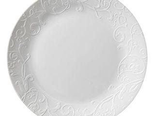 Corelle Embossed Bella Faenza 10 25  Dinner Plate  Set of 4