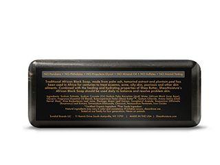 1 SheaMoisture African Black Soap  8 Ounces