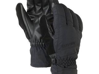 BURTON Men s Profile Under Gloves  True Black  large