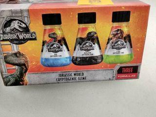 Jurassic World  Fallen Kingdom Cryptogenic Slime Kit