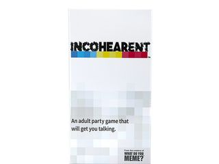Incohearent by What Do You MemeIJ Board Game